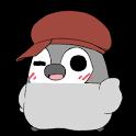 Pesoguin LWP SAKURA -Penguin- icon