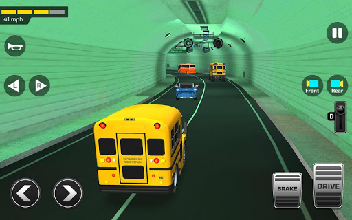 Super High School Bus Driving Simulator 3D - 2020 2.2 screenshots 12