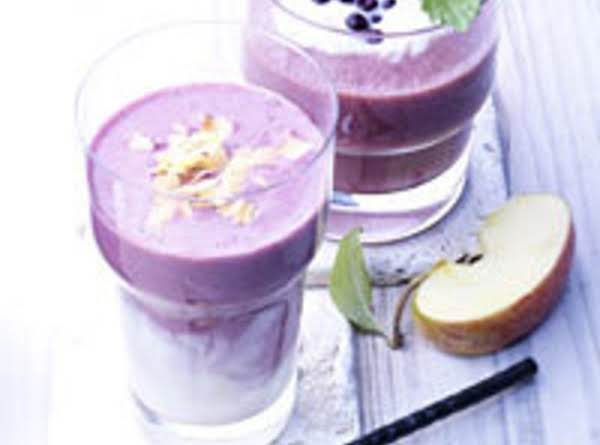 Blueberry Coconut Smoothie Recipe