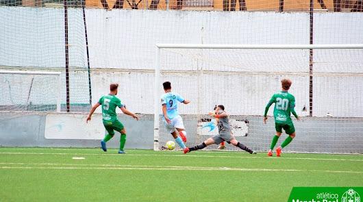 Segunda derrota consecutiva en Mancha Real para el CD El Ejido