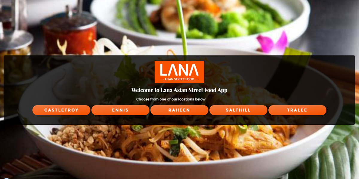 Lana Asian Street Food- screenshot