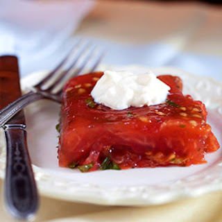 Tomato Aspic Recipes