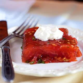 Tomato Aspic Recipes.