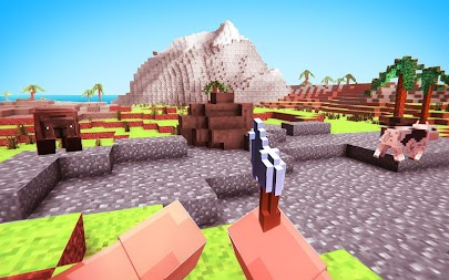 Sandbox Exploration 3D Pro APK screenshot thumbnail 2