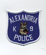 Photo: Alexandria Police, Canine