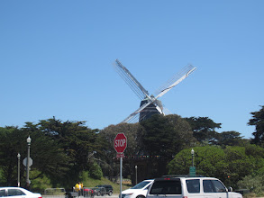 Photo: Windmill at the park