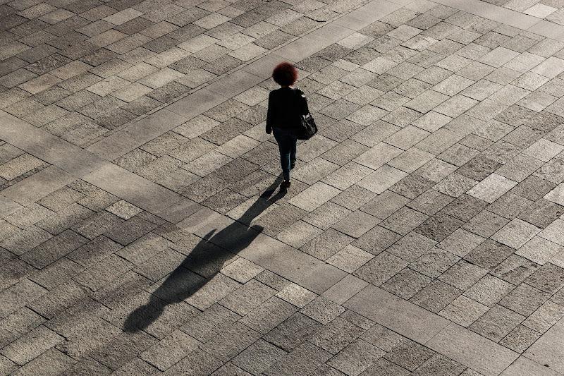 Walking alone di Davide_79