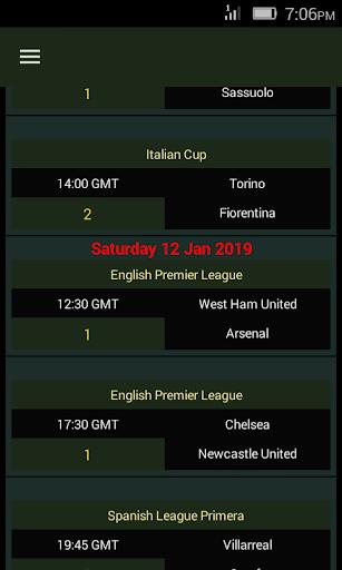 SURE Bets - Predictions Foot 100% 1.1 Screenshots 3
