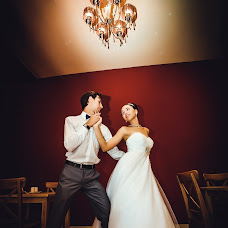 Wedding photographer Yuliya Temirgaleeva (JuliaJT). Photo of 01.03.2017