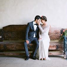 Wedding photographer Oksana Bernold (seashell). Photo of 09.06.2016