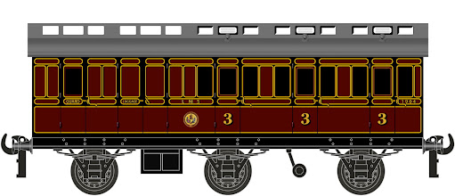 Photo: LMS CL - 3RD BRK