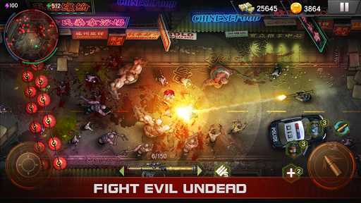 Zombie Shooter:  Pandemic Unkilled 2.0.3 screenshots 7