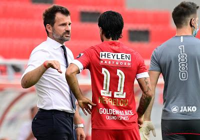 """Leko analyse un Antwerp décevant : """"Bien sûr que la victoire en Coupe a un effet"""""""