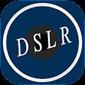 Camera DSLR icon