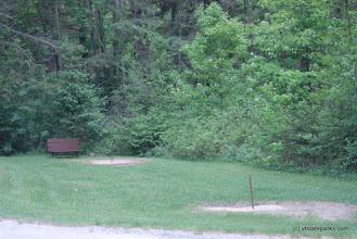 Photo: Horshoes at Big Deer State Park