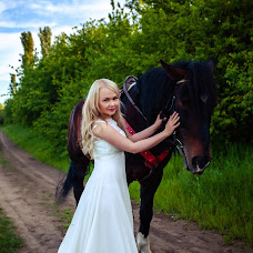 Wedding photographer Kristina Malyutina (kristya). Photo of 09.06.2017