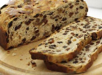Barmbrack (irish Fruitcake) Recipe