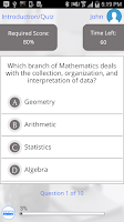 Screenshot of Learn Statistics