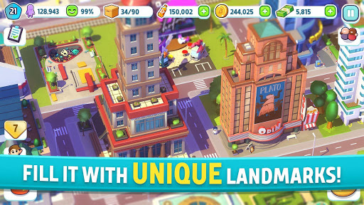 City Mania: Town Building Game  gameplay | by HackJr.Pw 2
