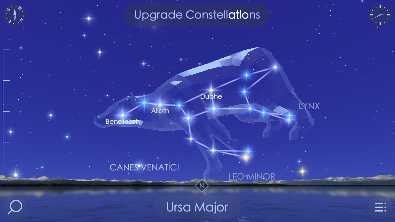 Star Walk 2 Free - Sky Map- screenshot