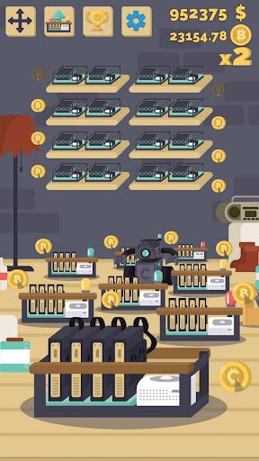 Bitcoin mining simulator  screenshots 3