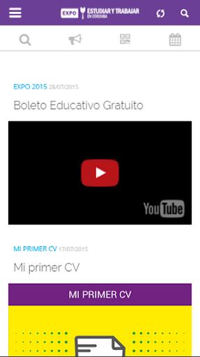 Expo Estudiar y Trabajar