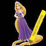coloring book:rapunzel Icon