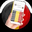 Belgium Flag Keyboard - Elegant Themes APK