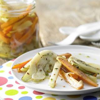 Pickled Kohlrabi Vegetables Recipes