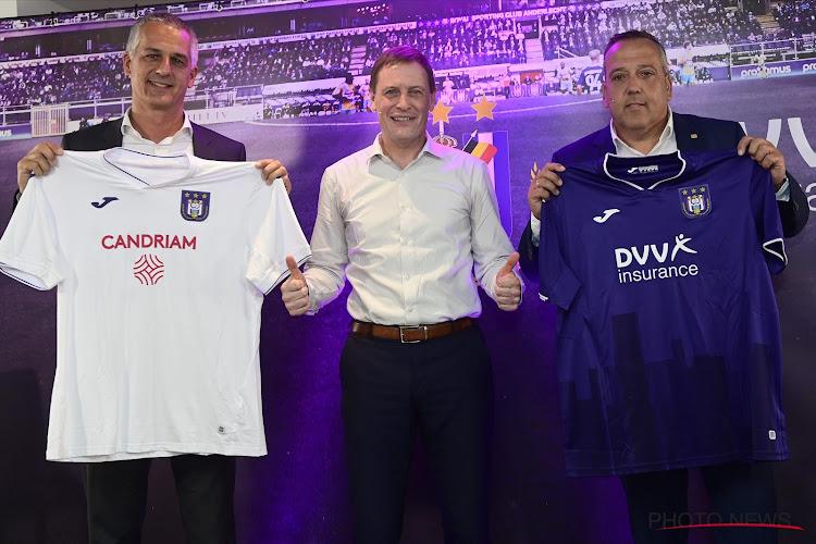 Joma eist na zien nieuwe truitjes Anderlecht meer inspraak