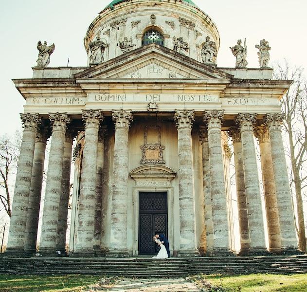 婚禮攝影師Volodimir Vaksman(VAKSMANV)。14.01.2015的照片