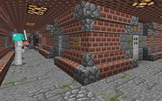 Download Umgehung Gefängnis Minecraft Pe Karten Suche Adventu Apk - Minecraft gefangnis spiele
