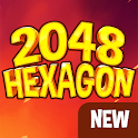 2048 Hexagon - Puzzle game icon