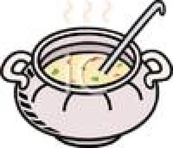 Roda's Easy Chicken And Rice Soup Recipe