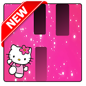 Tải Game Pink Hello Kitty Piano Tiles