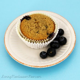 Healthy, Yummy, Gluten-Free Blueberry Muffins Recipe