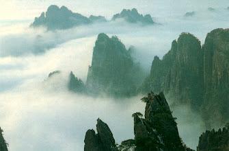 Photo: 黄山云海