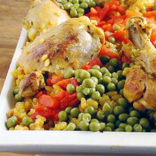 Arroz con Pollo (Chicken with Rice)
