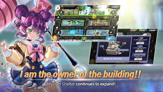 ShelterGirls Screenshot