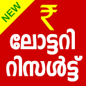 Kerala Lottery Ticket Results icon