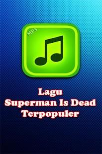 Lagu Superman Is Dead - náhled