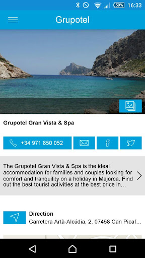 Grupotel Gran Vista Spa