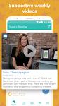screenshot of Ovia Pregnancy Tracker: Baby Due Date Countdown