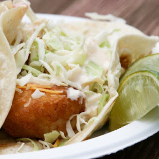 Fish Tacos from Lynn of Pocketful of Paint