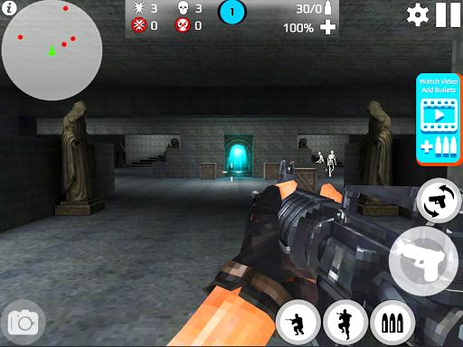 Undead War: Fight For Survival  screenshots 8