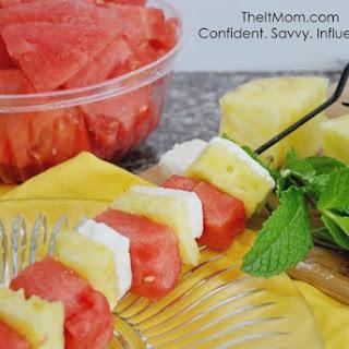 Melon Salad Pineapple Recipes