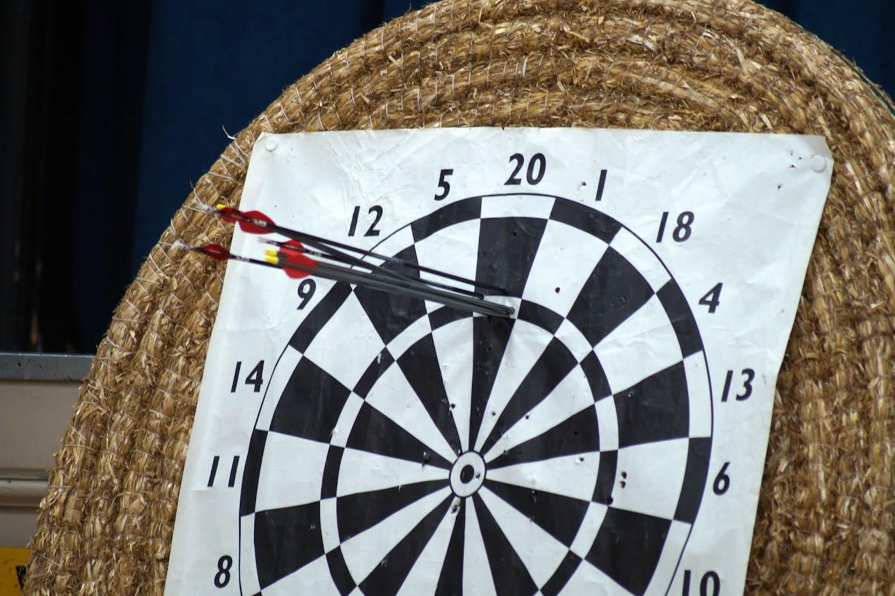 Archery Darts 2016