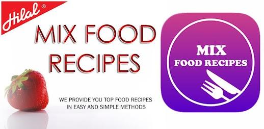 Mix food recipes apk apkname mix food recipes apk forumfinder Gallery
