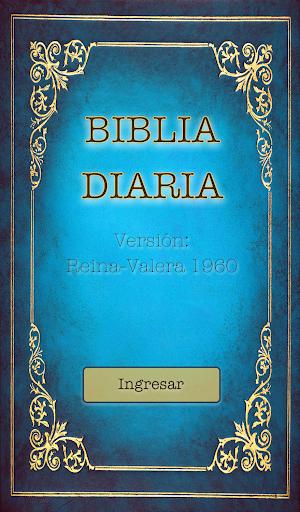 Biblia Diaria Reina Valera