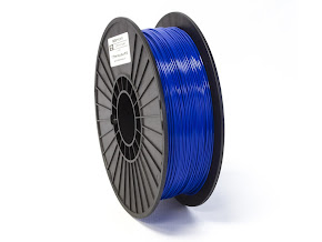 Blue PRO Series PETG Filament - 3.00mm (1lb)